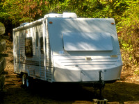 Sportsman Travel Travel Trailler 24